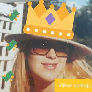 Viikon Voittaja Katri Virta
