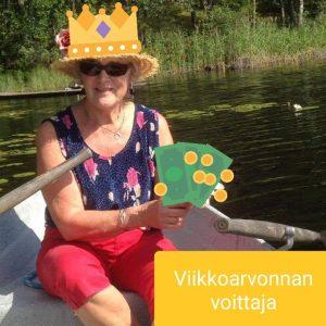 Viikon Voittaja Varpu B.