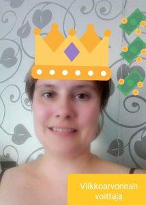 Viikon voittaja Eija Lyly