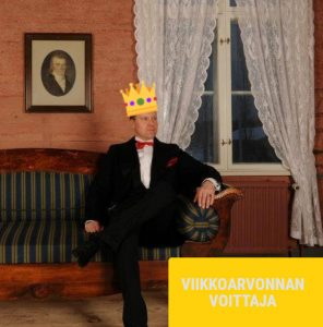 viikon voittaja Juha Pekka S